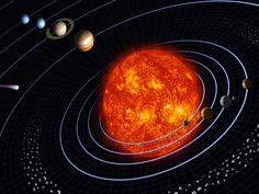 7 Top NASA scientists say we actually have over 100 planets in our solar system. If the team's version of planetary definition is indeed widely adopted it wo. Planetary System, Solar System Planets, Our Solar System, Solar System Pictures, Dwarf Planet, Red Planet, Space Books, Space Exploration, Outer Space