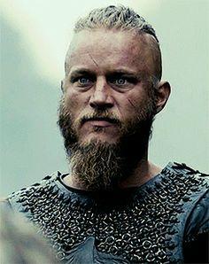 Ragnar Lothbrok (Travis Fimmel) on Vikings. Always in trouble with the women