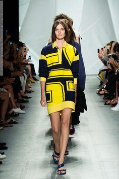 Lacoste (Spring-Summer 2015) R-T-W collection at New York Fashion Week  #AgneKonciute #AmandaWellshBrandao #BlancaPadilla #DaniWitt #ElisabethErm #FeiFeiSun #IneNeefs #IrinaNikolaeva #JuliaNobis #JulianaSchurig #KatlinAas #Lacoste #LexiBoling #MalaikaFirth #MargaritaPugovka #MariqueSchimmel #MijoMihaljcic #NastyaSten #NewYork #OlaRudnicka #RonjaFurrer #SamRollinson #TildaLindstam #VasilisaPavlova