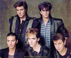 Duran Duran It was 1978 in Birmingham when Nick Rhodes (keyboards) and John Taylor (bass) created Duran Duran , a British New Romantic ba. John Taylor, Roger Taylor, Nick Rhodes, Simon Le Bon, New Wave, Glam Rock, Hard Rock, Birmingham, Heavy Metal