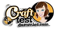 Craft Test Dummies -- blog that tries out new books, kits, tools, glues. Looks incredibly helpful