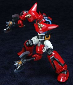 UPDATED - Fewture EX Gokin Getter Dragon