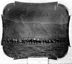 Major Lucien B. Webster's battery of artillery after the battle of Buena Vista, Feb. Texas Revolution, Mexican Revolution, Mexican Army, Mexican American War, Zachary Taylor, Man Of War, Photographs Of People, American Presidents, Photo Reference
