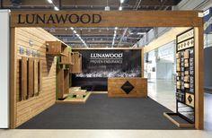 Lunawood by BOND Creative Agency, via Behance