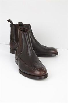 241b1e04b İLVİ / Vincent Men's Boot Brown. Vincent Men's Boot Brown. Boutique Feel ·  Boots · Genuine Leather Boots Designer Shoes ...