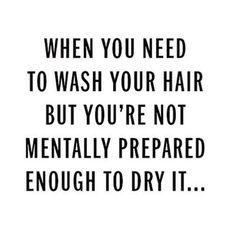 Then I have to dryyyyy itttt and straightennnn ittt.... nooooooo🙅 www.kaylaitsines.com/app