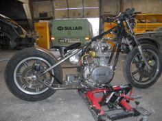 My on the cheap bobber build thread. - XS650 Forum