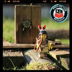 Native American Woman  Credit goes to:@jvanholder   This photo is considered a 'Top' photo for both its idea and creativeness! Want a chance to be featured? Then use the following tags!   #brickpichub - @brickpichub - #toygroup_alliance  #toy #toyphotography #lego #legophotography #legoart #legoartist #instalego #legogram #legostagram #minifigures #legominifigures #repost #feature #archery #america #wild #wilderness by brickpichub