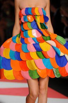 Agatha Ruiz de la Prada in the Group Board ♥ AVANT-GARDE FASHION www.pinterest.com/yourfrenchtouch/avant-garde-fashion