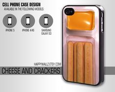 Hey, I found this really awesome Etsy listing at https://www.etsy.com/listing/157394312/iphone-case-cheese-and-crackers-food