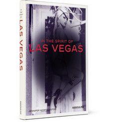 Assouline In The Spirit Of Las Vegas by Jennifer Worthington Hardcover Book   MR PORTER