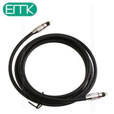 EMK OD6.0mm Toslink Fiber Optics Cable Digital Audio Optical SPDIF DVD Cord Cop 1M 1.5M 2M 3M 5M 7M 10M 15M 20M 30M #Affiliate