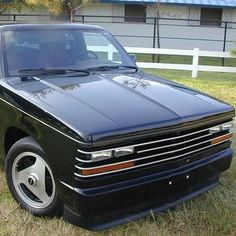 10 Best Grill & Front End Ideas - Custom Chevy S10 Mini Truck images