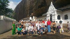 PERIPLOS en Sri Lanka 2016 #viajes  Todo el grupo
