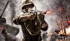 Call of duty: World at War is first-person shooter video game published by Activision. And it is now also playable on Xbox One via its backwards compatibility Black Ops 3, Call Of Duty Black Ops, Wallpaper Original, Ps Wallpaper, Luxury Wallpaper, Wallpaper Gallery, Dragon City, Modern Warfare, Grand Theft Auto