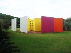 inhotim center of art, brazil