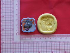 Sonic Character Hedgehog Silicone Mold A946 Chocolate Fondant Sugarcraft Fimo