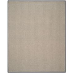 <li>Add functional beauty to your home decor with an eye-catching rug </li> <li>Casual rug adds warmth and texture to any room</li> <li>Area rug offers grey background with a grey border</li>