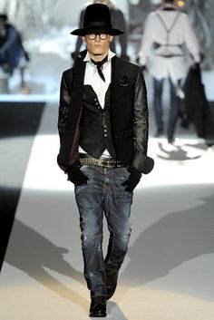 Dsquared² | Fall 2011 Menswear Collection | Style.com