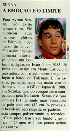 Revista Quatro Rodas, Janeiro de 1990.