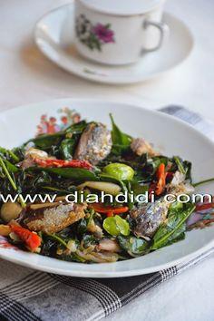 Diah Didi's Kitchen: Oseng Peda & Daun So