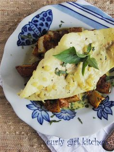 Curly Girl Kitchen: Coconut Milk-Poached Orange Roughy with Curry-Spiced Potatoes
