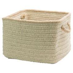 Natura Utility Basket in Neutral