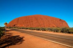 Ayers Rock, Australia and camping in the Outback-magic....