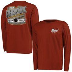 Phoenix International Raceway Premium Racing Long Sleeve T-Shirt - Cardinal