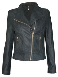 leather jacket by Iro