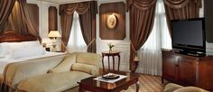 Penthouse Suite - Gran Meliá Fénix Hotel, Madrid