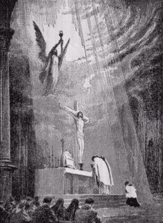 """""""It would be easier for the world to survive without the sun than to do so without the Holy Mass."""" - St. Padre Pio"""
