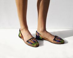 Maryam Nassir Zadeh // mexican sandals