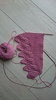 Ravelry: Lautermaschen & # s Ladylike # 2 - knit and crochet . - Ravelry: Lautermaschen & # s Ladylike # 2 – knit and chop - Knitting Kits, Lace Knitting, Crochet Shawl, Knitting Stitches, Knitting Patterns Free, Knitting Projects, Crochet Patterns, Free Crochet, Knit Lace