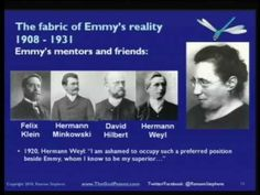 emmy noether einstein - Google Search