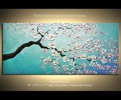 Cherry Blossoms by Paula Nizamas