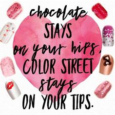 Color Street nail polish strips has a color for every occasion. Click through to join my vip and try a free sample! Nail Polish Hacks, Nail Polish Strips, Nail Polish Colors, Gel Nails, Diva Nails, Toenails, Manicures, Sally Hansen, Stripped Nails