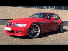 Sprühfolie Tuning Auto Tuning mit mibenco Flüssiggummi - Komplettfolierung rubinrot matt mit Highglossfinish / car tuning with mibenco liquid rubber for wrapping your whole car with ruby red and highgloss finish