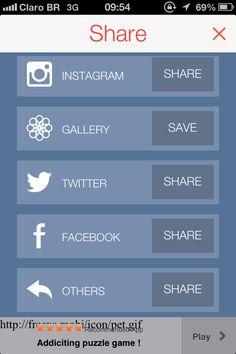 App InstaSize,  last update for Flat