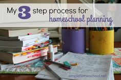 Kara's method of homeschool planning, developed over 10 years of trial and error, blends both structure & flexibility into her family's homeschool days.