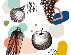 Graphic Design Illustration, Pattern Design, Behance, Christmas Ornaments, Holiday Decor, Drawings, Creative, Painting, Gallery