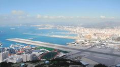 #1. Gibraltar International Airport, Gibraltar