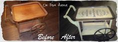 Fern Avenue: Furniture Makeovers