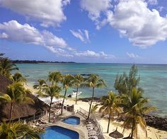 Merville Beach Hotel in Mauritius ~ Sure Travel Secluded Beach, Beach Hotels, Mauritius, Beautiful Beaches, Places Ive Been, Travelling, Paradise, Island, Holidays
