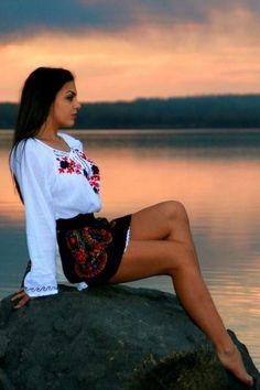 Сутінки/Twilight, Ukraine Ukraine Women, Ukraine Girls, Beautiful Legs, Gorgeous Women, Beautiful Dresses, Ethno Style, Culture Clothing, A Line Mini Skirt, Embroidered Clothes