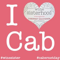 Three cheers for Cabernet Day! #Cabernetday #Winesister #Wine