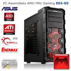 "PC Assemblato AMD FM2 Gaming ""E02-G5""    http://www.e-key.it/prod-pc-assemblato-amd-fm2-gaming-e02-g5-37387.htm"
