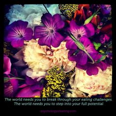 The #world needs you to step into you full potential.