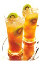 Recette Cocktail Rainbow cooler - 1001Cocktails