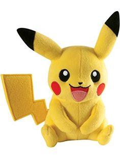 Pokémon Small Plush, Pikachu ❤ TOMY
